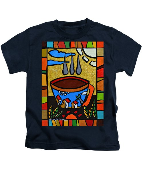 Cafe Criollo  Kids T-Shirt