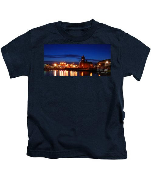 Cardiff Bay Kids T-Shirt