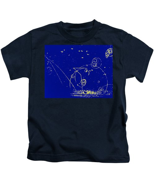Catalyzed Nuclear Reaction In Bubble Kids T-Shirt