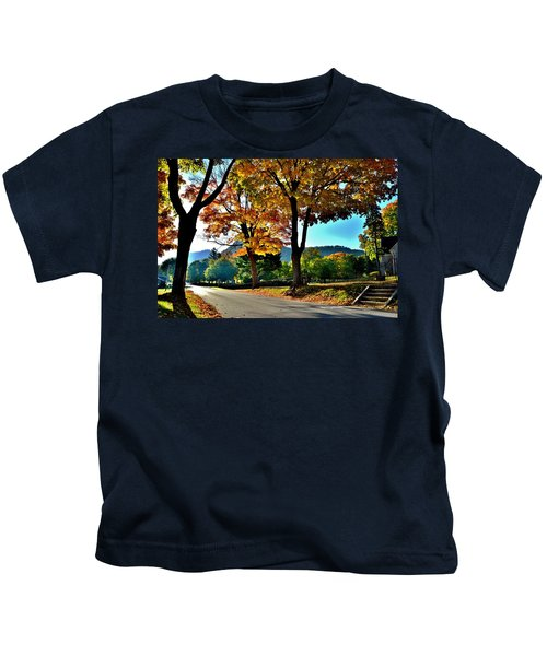 Cemetery Road Kids T-Shirt