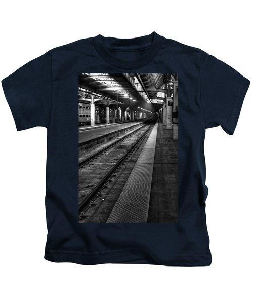 Chicago Union Station Kids T-Shirt