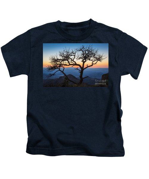 Chisos Tree Kids T-Shirt