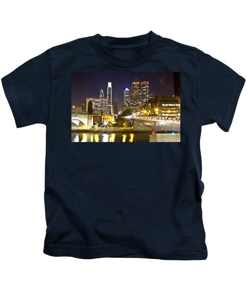 City Alive Kids T-Shirt