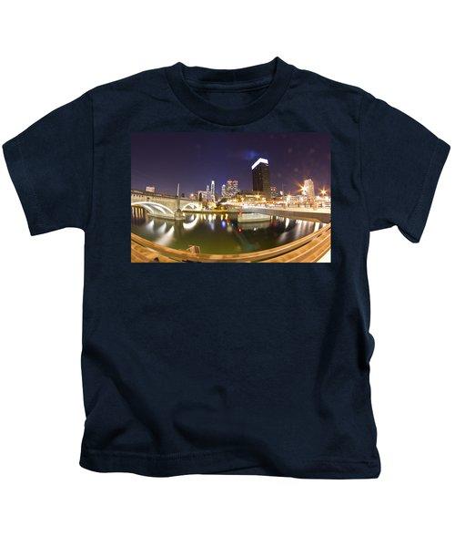 City's Reflection Kids T-Shirt