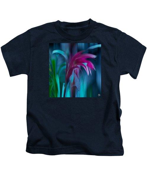 Cornflower Dreams Mindscape Kids T-Shirt