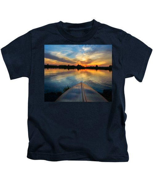 Cottage Country's Silhouette Kids T-Shirt