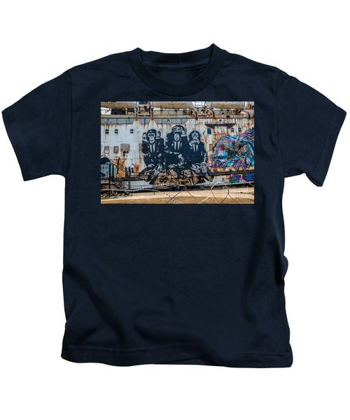 Council Of Monkeys 2 Kids T-Shirt