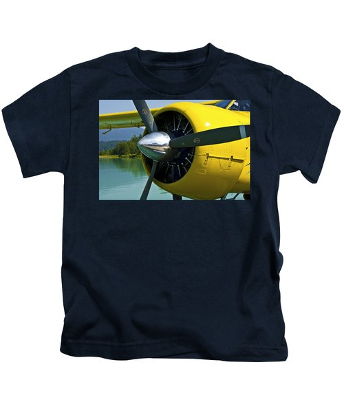 de havilland Beaver Kids T-Shirt