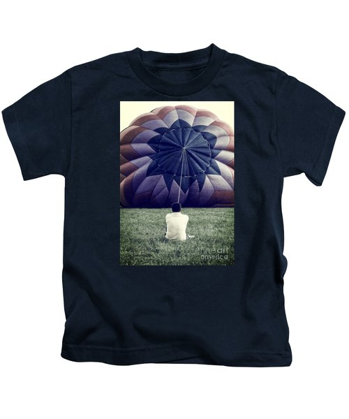 Deflated Kids T-Shirt