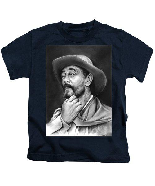 Deputy Festus Haggen Kids T-Shirt