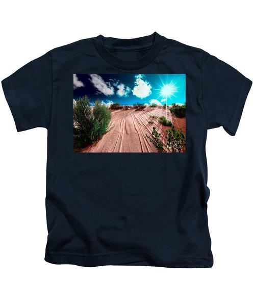 Desert Rays Kids T-Shirt