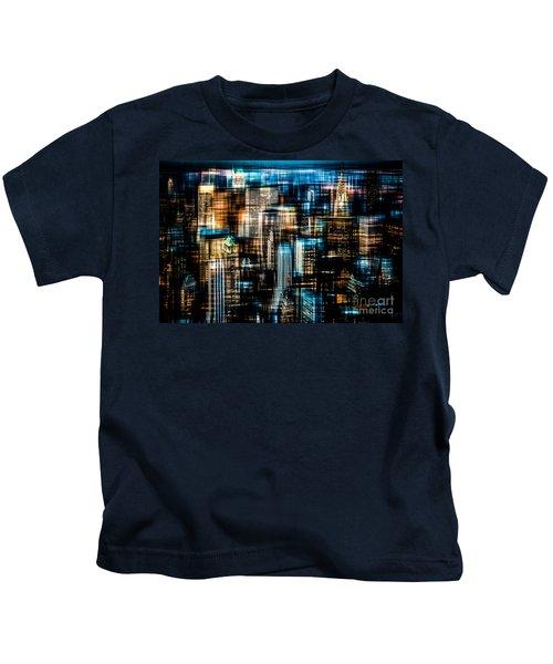 Downtown II - Dark Kids T-Shirt
