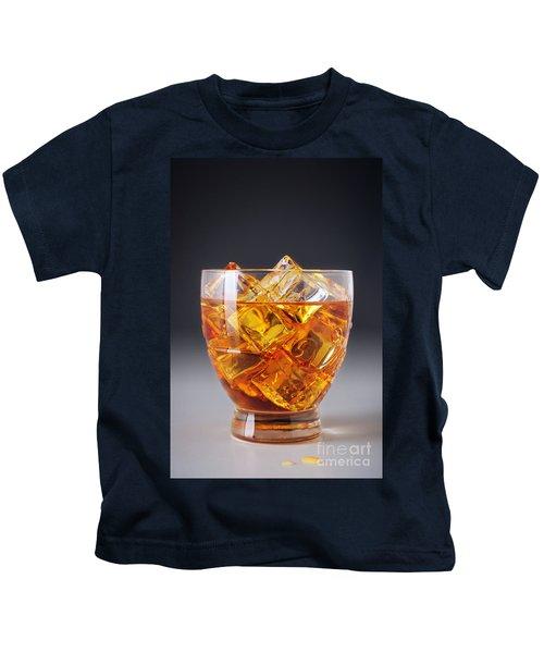 Drink On Ice Kids T-Shirt