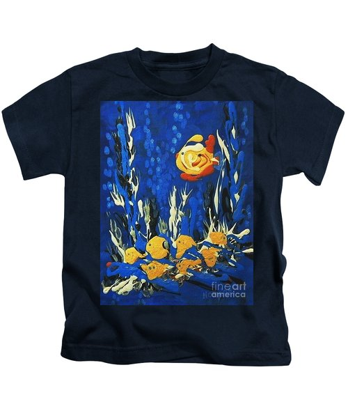 Drizzlefish Kids T-Shirt