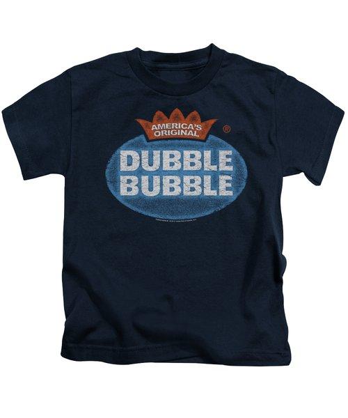 Dubble Bubble - Vintage Logo Kids T-Shirt