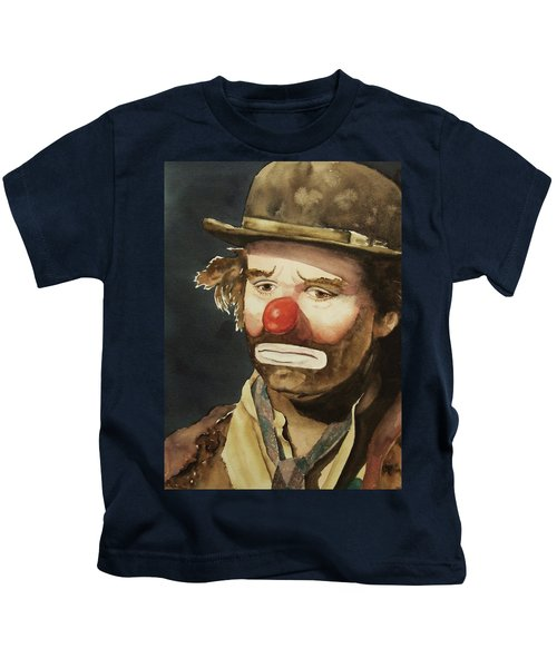 Emmett Kelly Kids T-Shirt
