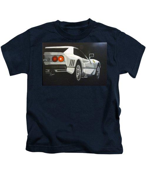 Ferrari 288 Gto Kids T-Shirt
