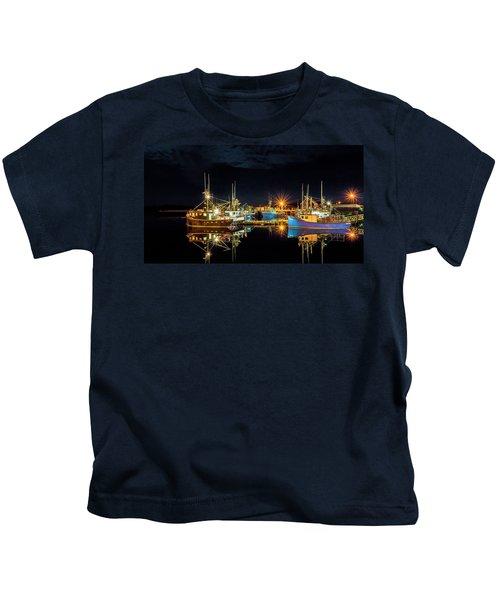 Fishing Hamlet Kids T-Shirt