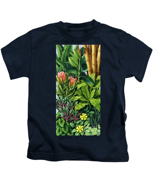 Foliage IIi Kids T-Shirt