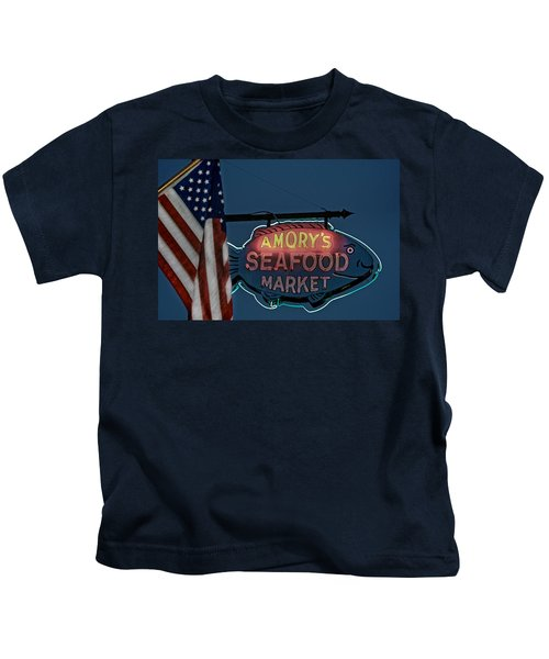 Freedom And Free Enterprise Kids T-Shirt