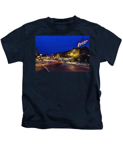 Friday Night Lights Kids T-Shirt