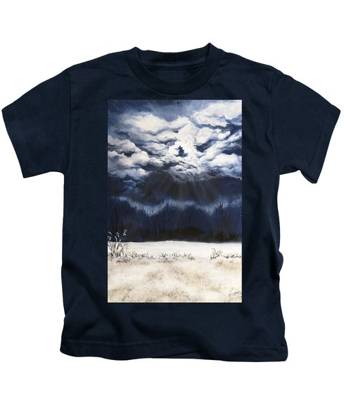 From The Midnight Sky Kids T-Shirt