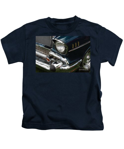 Front Side Of A Classic Car Kids T-Shirt