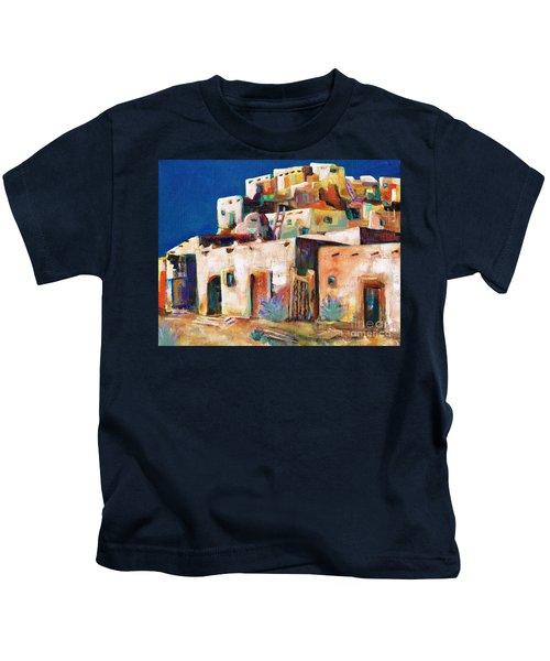 Gateway Into  The  Pueblo Kids T-Shirt