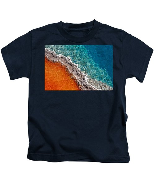 Geothermic Layers Kids T-Shirt