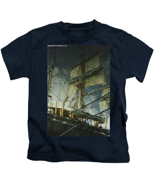 Ghost Ship Kids T-Shirt