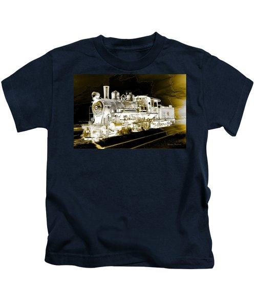 Ghost Train Kids T-Shirt