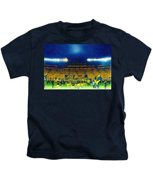 Glory At The Big House Kids T-Shirt