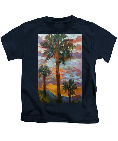 Golden Sunrise Kids T-Shirt