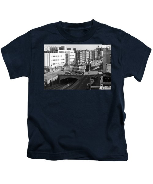 Grand Concourse Bronx Kids T-Shirt
