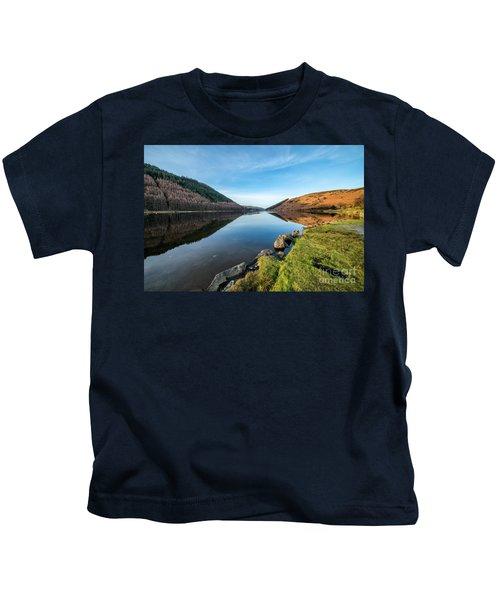 Gwydyr Forest Lake Kids T-Shirt