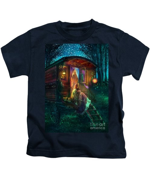 Gypsy Firefly Kids T-Shirt