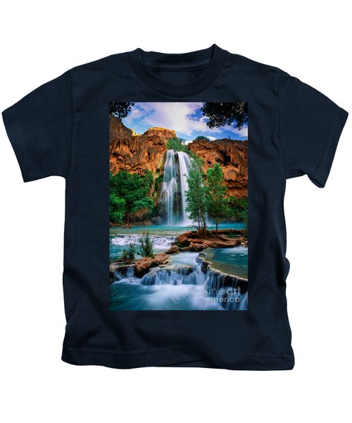 Havasu Cascades Kids T-Shirt