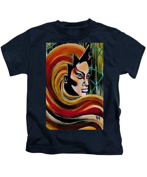 Heroine Kids T-Shirt