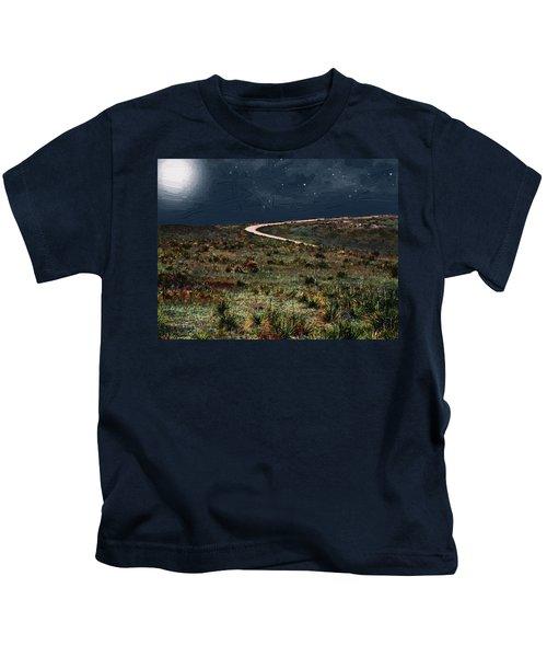 High Desert Curve Kids T-Shirt
