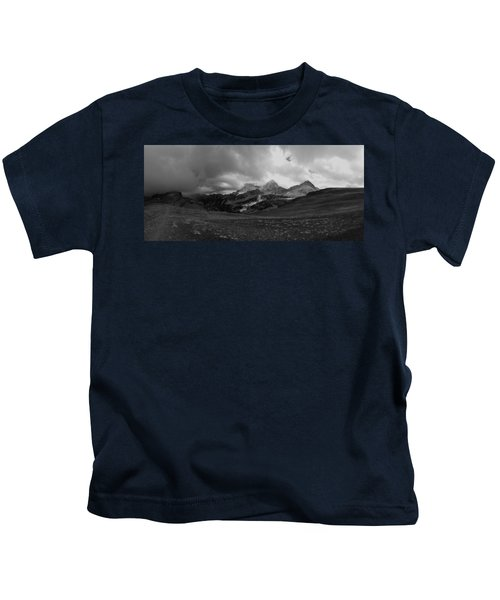Hurricane Pass Storm Kids T-Shirt