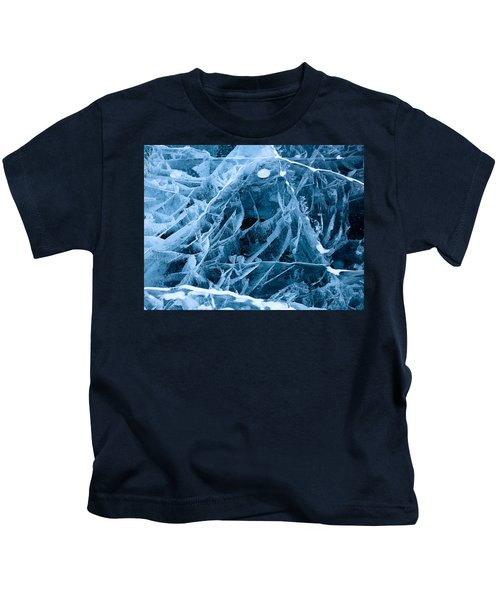 Ice Triangle Kids T-Shirt