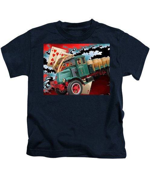 In A Dream Kids T-Shirt