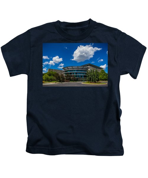 Indianapolis Museum Of Art Kids T-Shirt