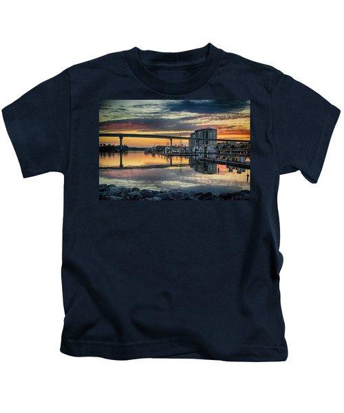 Intercoastal Waterway And The Wharf Kids T-Shirt
