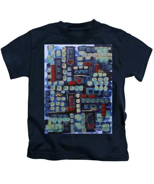 Jazzy Love Kids T-Shirt