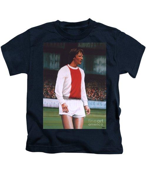 Johan Cruijff  Kids T-Shirt