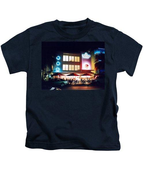 Johnny Rockets Polaroid Kids T-Shirt