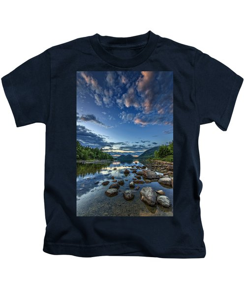 Jordan Pond Kids T-Shirt