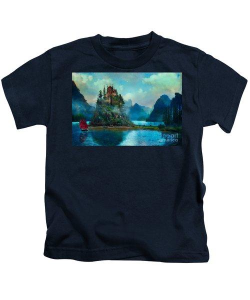 Journeys End Kids T-Shirt