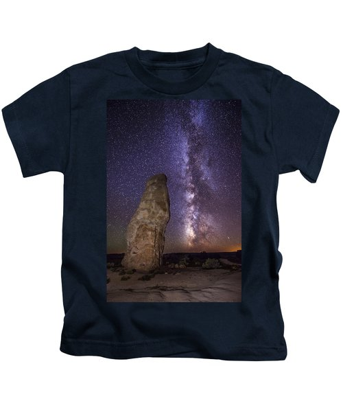 Kodachrome Galaxy Kids T-Shirt